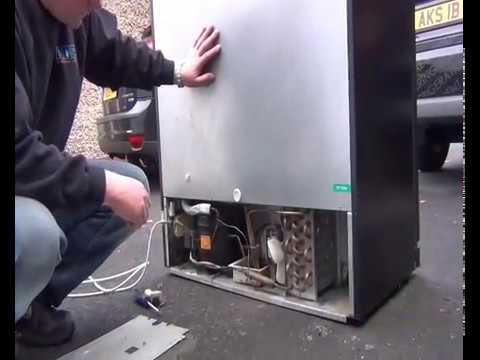 How to service a faulty Beer Fridge, Repair, Maintain Save Money on Service Calls