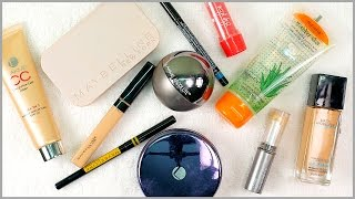 Best Make-up Products to Get Flawless Look    WHAT I Use ???