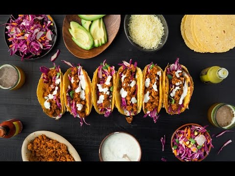Easy Turkey Tacos Recipe
