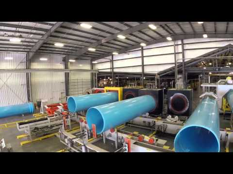 Diamond Plastics PVC Pipe Plant Tour- 54