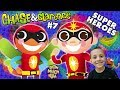 Chase Clarence SUPERHERO KIDS DOH MUCH FUN Animated Shorts 7
