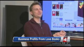 LoveBook Online on Channel 4 News Detroit