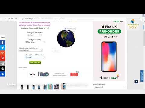 How to Unlock iCloud iPhone iPad Unlocks 2018