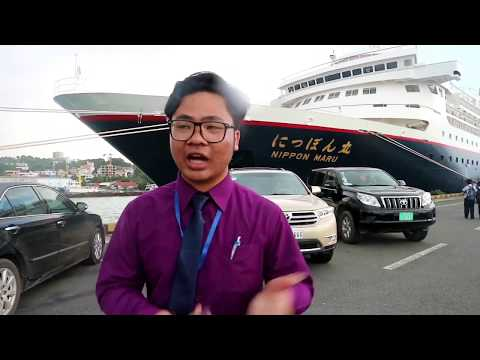 44th SSEAYP - Port Of Call in Cambodia | Send-off ceremony (Off-branded MC)
