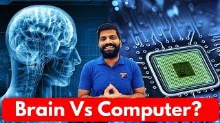 Human Brain Vs Computer | Neural Networks Explained