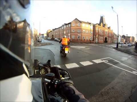 Ideal motorcycle training video