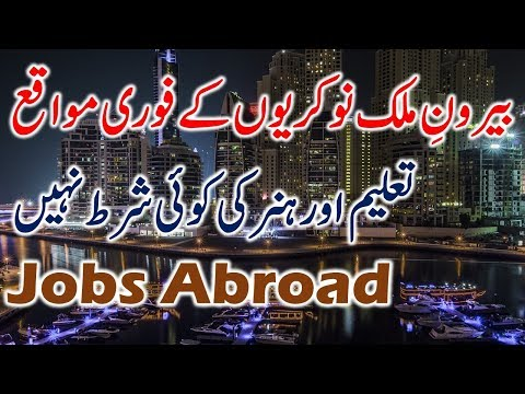 Free Work Permits for Pakistanis without any Agent to Work in UAE through OEC Pakistan.