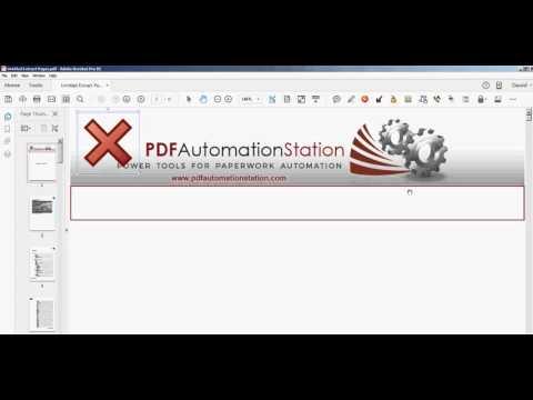 Multi-Page PDF Stamper