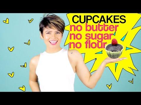 Chocolate Cupcakes - Quick Easy Healthy Desserts | Maiah Ocando