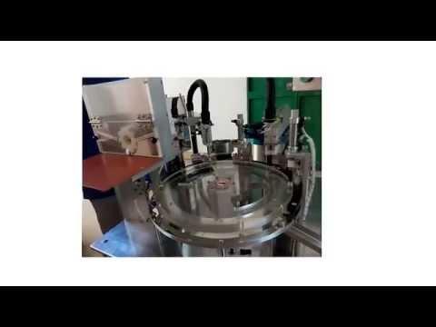 Vaporizer Filler and Blister Packaging