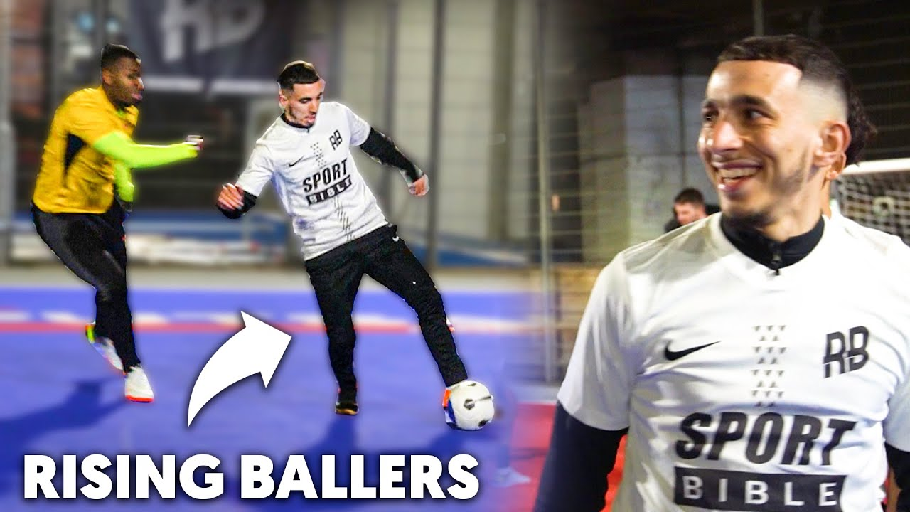 RISING BALLERS Called us out to a Football Match.. INTENSE GAME!!