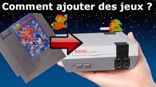 Comment ajouter plus de 600 jeux dans la Nintendo NES Classic Mini : le tuto