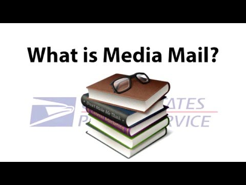What Is Media Mail USPS
