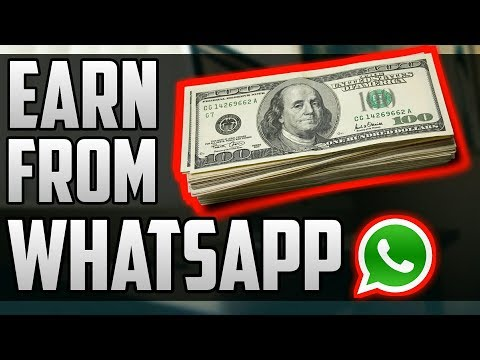 Whatsapp Business - Earn Money from WHATSAPP - NEW FEATURES 2018