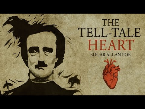 THE TELL TALE HEART Edgar Allan Poe | Classic Scary Horror Stories | Performed by Barry Bowman
