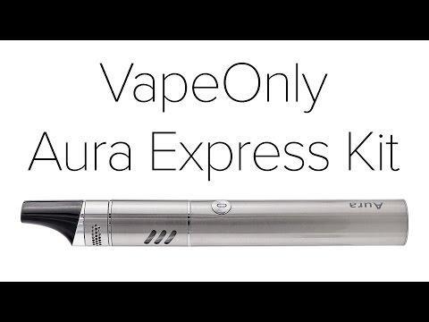 VapeOnly Aura Express Kit