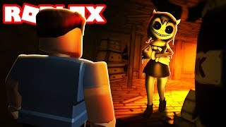 BENDY AND THE INK MACHINE CHAPTER 3 MEETS ROBLOX