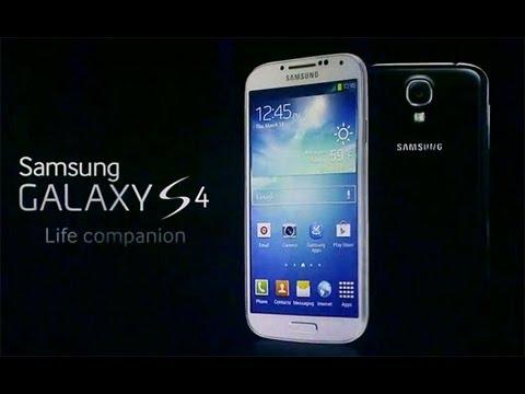 Samsung Galaxy S4 - FULL SPECS