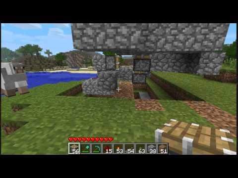 Minecraft Piston Elevator 1.7