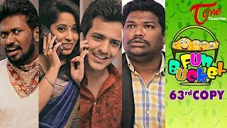 Fun Bucket | 63rd Copy | Funny Videos | by Harsha Annavarapu | #TeluguComedyWebSeries