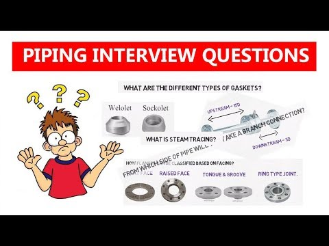 Piping interview question & Answers   Piping Official