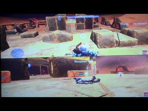 halo 3 team mythic match on sandbox(HD)