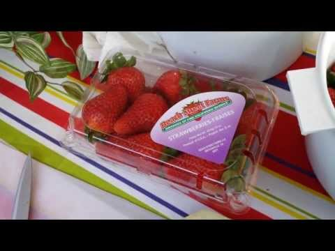 How to Make Strawberry Wine from Fresh Strawberries Part 1