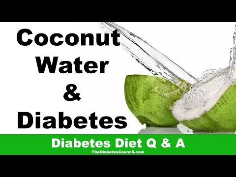 Is Coconut Water Good For Diabetes?