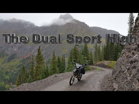 Ouray -Day 3- The Dual Sport High