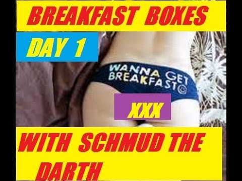 Xbox One Breakfast Box Day 1 Opening With Schmudthedarth On Neverwinter
