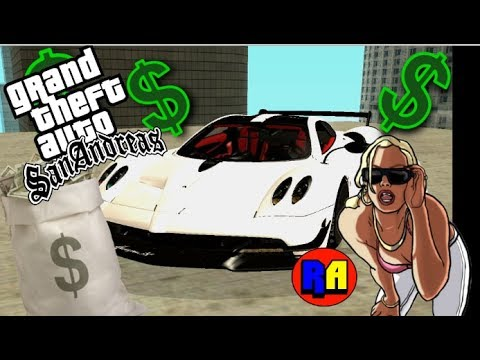 The Most Expensive Cars in the world 2017/2018  GTA San Andreas