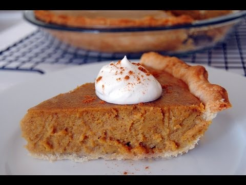 Pumpkin Pie Recipe | How To Make Pumpkin Pie | SyS