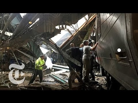 New Jersey Train Briefing   The New York Times