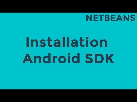 Netbeans Installation Android SDK