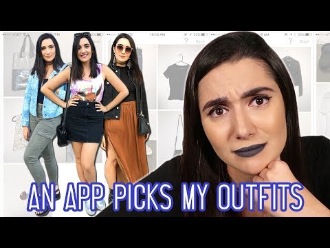 I Let An App Pick My Outfits For A Week