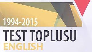 Ingilis Dili Test Toplusu 1994 2015 Pdf Video Klip Mp4 Mp3