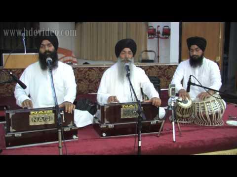 Simar Mana Ram Naam Chitaare - Bhai Harjinder Singh Ji Sri Nagar Wale - Fremont Gurdwara Sahib