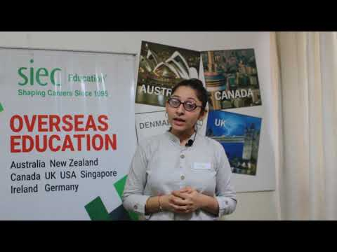 Study in UK   Attend SIEC'S UK Admissions Day