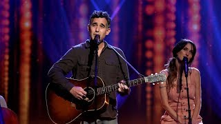 Joshua Radin Performs 'Here, Right Now'