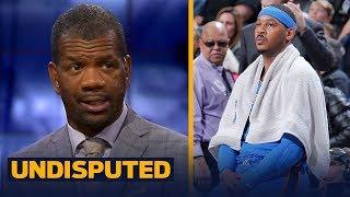 Rob Parker doubts Carmelo