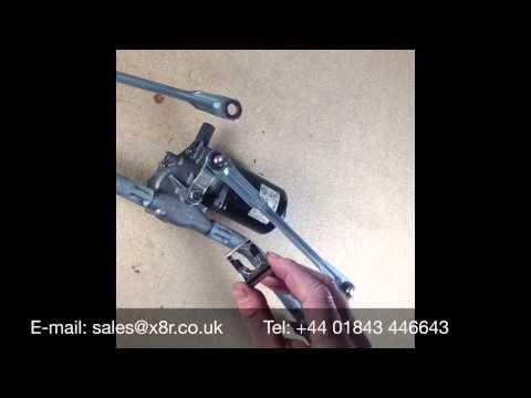 Windscreen Wiper Linkage Motor Repair Clip Repair Fix Kit Install
