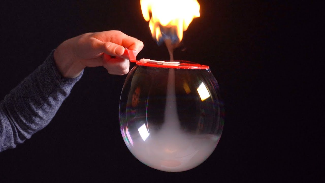 11 amazing Bubble Tricks