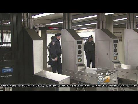 Midtown Subway Slashing