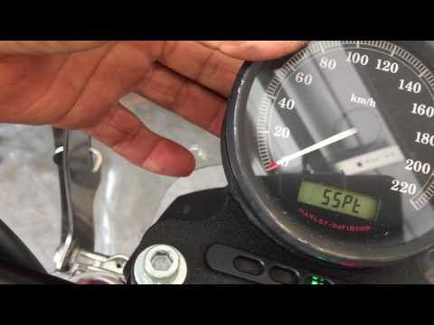 Harley Davidson Check Engine Light Code and Clearing