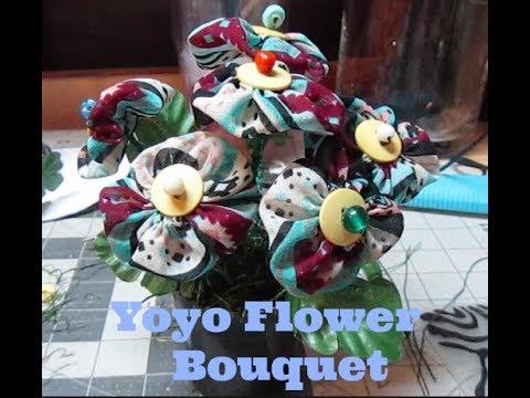 Yoyo Flower Bouquet