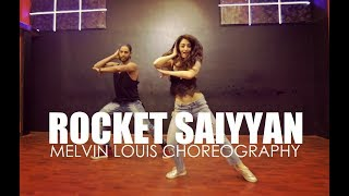 Rocket Saiyyan | Melvin Louis ft. Sandeepa Dhar | Shubh Mangal Savdhan |