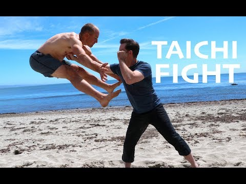 Top 5 STREET FIGHT MOVES of COMBAT TAI CHI