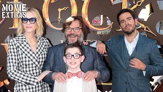 THE HOUSE WITH A CLOCK IN ITS WALLS | World Premiere (Hollywood)