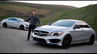 Mercedes CLA45 AMG Review - Overpriced?