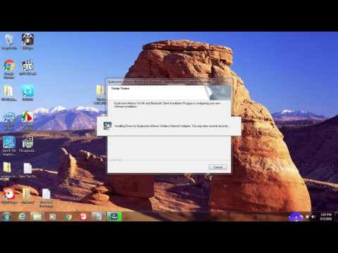 fix  wifi problem Acer Aspire 100% working